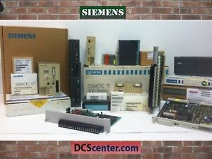 Siemens Simatic C1 6ec1652 0a Module Sealed Factory Box New