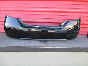 2009 Honda Civic Rear Bumper Cover Oem 2006 2007 2008 2009 2010 2011 Coupe 2dr