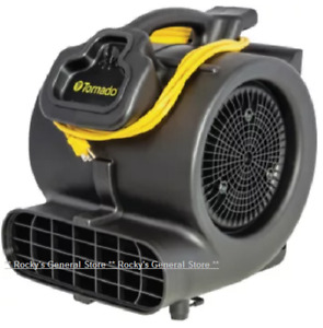 Professional Carpet Dryer Blower Air Mover Fan super Fast Delivery Lot Of 5