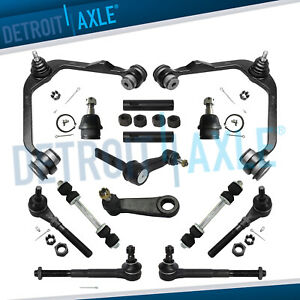 Ford F150 F250 Expedition 2wd 2 48 Bolt 14pc Front Control Arm Ball Joint Kit