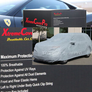2000 2001 2002 2003 Toyota Land Cruiser Breathable Car Cover W mirrorpocket