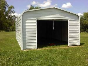 Garages storage Sheds pre Fab steel Buildings barns kits rv Ports steel Garages