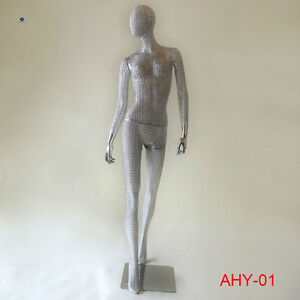 Female Standing Full Body Mannequin Mannequin For Window In Fashional Store