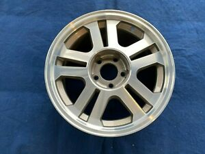 17 Ford Mustang 2005 2006 2007 2008 2009 17x8 Oe Grey Machined Wheel 3590 3649