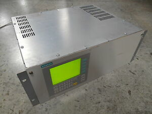 Used Siemens Lds 6 In situ Laser Process Multi gas Analyzer 7mb6021 0ce00 0ex