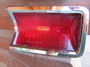 1967 68 69 Amc Rambler American Scrambler Nos Tail Light