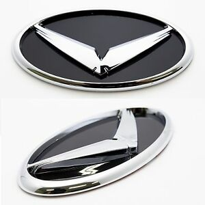 3d Eagle Chrome Trunk Emblem Decal Badge 1ea For Hyundai Veloster 2011 2015