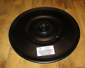 Dexter 9908 043 002 Dryer Pulley Driven For Commercial Dryer