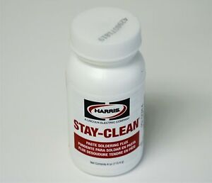 40027 Scpf4 Harris Stay clean Soldering Flux Paste