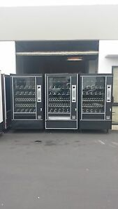 3 a P Snack Vending Machines Automatic Products 7600 Glass Front Vending Machine