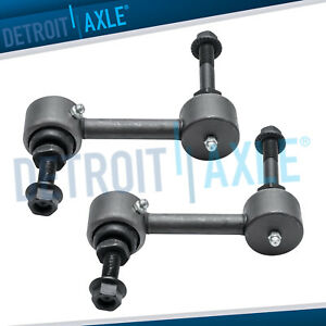 2 Rear Sway Bar Links For 2009 2010 2011 Ford Escape Mercury Mariner Tribute