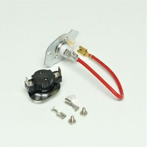 Thermostat Thermal Fuse Kit For Whirlpool Kenmore 279816 3390291 3977393