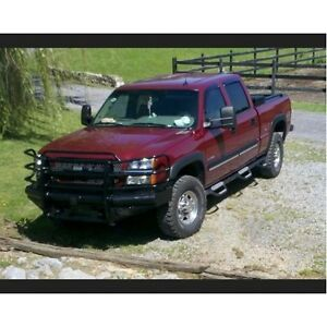 Ranch Hand Fbc031blr Front Bumper For Chevy 2500hd 3500 2003 2004 2005 2006