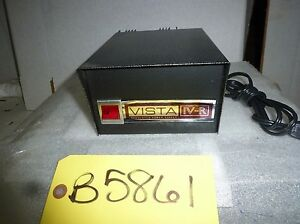 Vista Iv r Regulated Power Supply