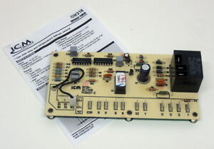 Icm316 Icm Heat Pump Defrost Control For Trane 21c142827g01 Cnt1152 And Cnt1642