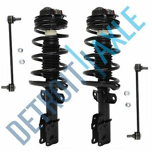 2003 2004 2005 2006 2007 Saturn Ion Front Strut Coil Spring W Sway Bar Kit