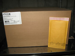 250 00 Ecolite Kraft Bubble Mailers 5 X 10 W Free Shipping
