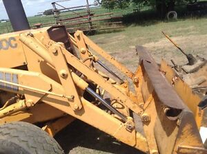 Case 580c Loader backhoe Linkage From Bucket To Cylinder Linkage Oem D30945