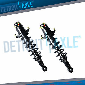 2 Rear Struts For 2003 2004 2005 2006 2007 2008 Toyota Corolla Matrix 1 8l Fwd