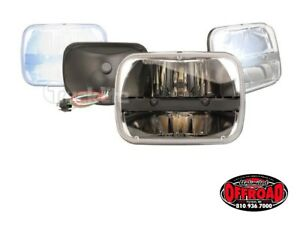 Truck Lite 5 X7 Rectangular Led Headlight Jeep Wrangler Xj Yj 27450c