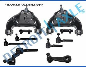 Front Upper Control Arm W Tierod For 1998 2005 Chevy Blazer S10 Gmc Sonoma Awd