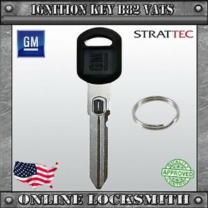 New Oem Ignition Vats Key W Gm Logo B82 P13 Buick Oldsmobile Resistor 13