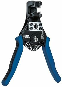 Klein Tools Katapult Electricians Wire Insulation Stripping Stripper cutter Tool