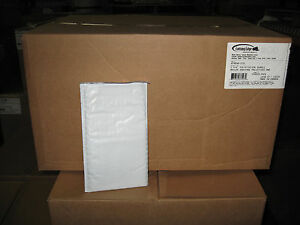 250 00 Xpak White Poly Bubble Mailers 5 X 10 W Free Shipping