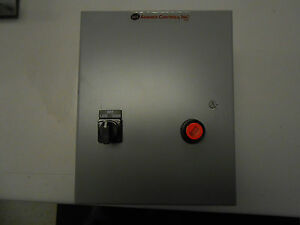 Aci Contact Box Nema 1 Enclosure 125842 k00