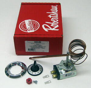 5300 652 Robertshaw Commercial Cooking Oven Electric Thermostat 46 1510