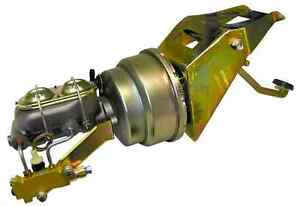 1953 56 Ford F 100 Firewall Mount Power Brake Booster Kit Disc Disc