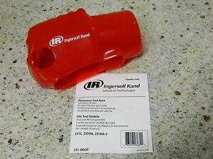 Ingersoll Rand 231c 231ha 231ha 2 Impact Wrench Protective Tool Cover Boot
