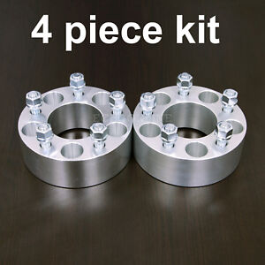 4pc 1 5 Wheel Adapters Spacers 5x5 To 5x4 75 5x127 To 5x120 7 1 2 Studs