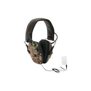 Howard Leight Impact Electronic Folding Earmuff Camo