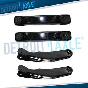 4 Brand New Front Upper Lower Control Arms For 1999 2004 Jeep Grand Cherokee