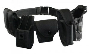 Police Force Tactical Duty Belt M L Xl Xxl Durable And Water Resistant