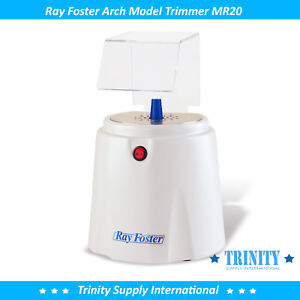 Ray Foster Model Router Trimmer Mr20 Arch Dental Lab Heavy duty Made In Usa