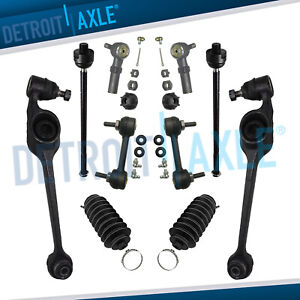 New 10pc Front Suspension Kit Saturn Sc Sc1 Sc2 Sl Sl1 Sl2 Sw1 Sw2