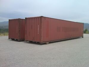 Used 45 Hc Shipping Container Storage Container Conex Box In Oakland Ca