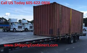 20ft Shipping Container Storage Container Conex Box In Los Angeles Ca