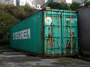 40ft Shipping Container Storage Container Conex Box In Los Angeles Ca
