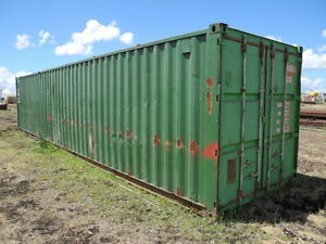 40 Hc Shipping Container Storage Container Conex Box In Kansas City Mo