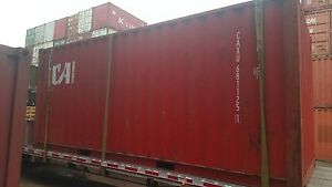20ft Cwo Shipping Container In Detroit Mi
