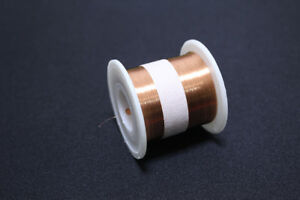 Enameled Wire 2200m 7200ft 40awg 0 08mm Enameled Copper Coil Magnet Wire