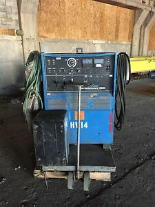 Miller Syncrowave 300 Tig Welding Machine
