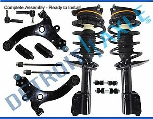 Chevy Impala Monte Carlo Front Strut Lower Control Arm Ball Joint Sway Bar