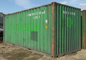 20ft Shipping Container Storage Container Conex Box In Cincinnati Oh