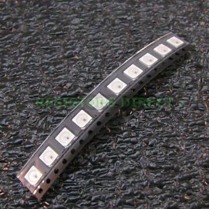 50x Ws2812b Built in Ws2811 Smd 5050 Rgb Led 4pin Individually Addressable Z46