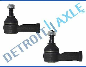 New Front Outer Tie Rod Ends For Volvo 240 242 244 245 262 740 745 760 780 940