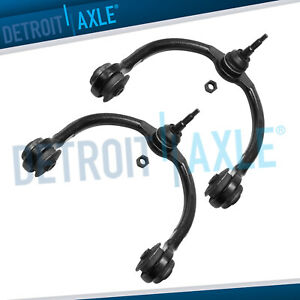 2 Front Upper Control Arm Ball Joints 05 10 Jeep Commander Grand Cherokee